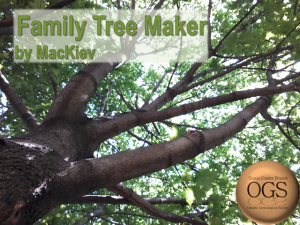 Essex County Branch Special Presentation: Family Tree Maker @ Windsor Public Library, Central Branch | Windsor | Ontario | Canada