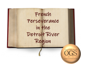 Essex County Branch October Presentation: French Perseverance @ Windsor Public Library, Central Branch | Windsor | Ontario | Canada
